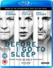 Before I Go to Sleep - Blu-ray