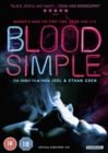 Blood Simple: Director's Cut - DVD
