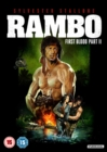 Rambo - First Blood: Part II - DVD