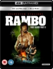 Rambo - First Blood: Part II - Blu-ray