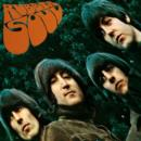 The Beatles Rubber Soul Steel Wall Sign - Merchandise