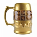 GoT - 'galaxic glazed' Sigils Large Tankard Mug - Book