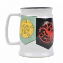 GoT - Banner Sigils Large Tankard Mug - Book