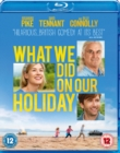 What We Did On Our Holiday - Blu-ray