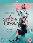 A   Simple Favour - Blu-ray