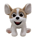 The Queen's Corgi Plush Toy