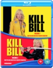 Kill Bill: Volumes 1 and 2 - Blu-ray