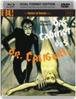 Das Cabinet Des Dr Caligari - The Masters of Cinema Series - DVD