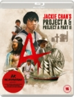 Jackie Chan's Project A & Project A: Part II - Blu-ray