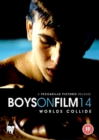 Boys On Films 14 - Worlds Collide - DVD