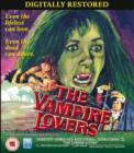 The Vampire Lovers - Blu-ray
