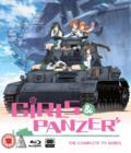 Girls Und Panzer: The Complete TV Series - Blu-ray