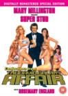 Confessions from the David Galaxy Affair - DVD