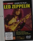 Lick Library: Learn to Play Led Zeppelin - DVD