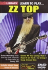 Learn to Play ZZ Top - DVD