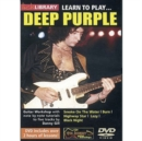 Lick Library: Learn to Play Deep Purple - DVD