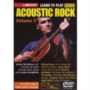 Lick Library: Learn to Play Easy Acoustic Rock - Volume 5 - DVD