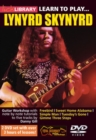 Lick Library: Learn to Play Lynyrd Skynyrd - DVD