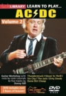 Lick Library: Learn to Play AC/DC - Volume 2 - DVD