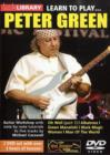Lick Library: Learn to Play Peter Green - DVD