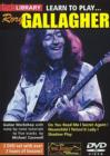 Learn to Play Rory Gallagher - DVD