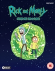 Rick and Morty: Season One, Two & Three - Blu-ray
