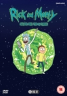 Rick and Morty: Season One, Two & Three - DVD