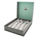 Mary Berry Cake Fork Set - Book