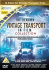 The Renown Vintage Transport in Film Collection - DVD