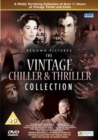 The Vintage Chiller & Thriller Collection - DVD