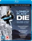 A   Lonely Place to Die - Blu-ray