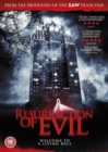 Resurrection of Evil - DVD
