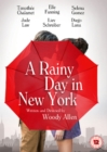 A   Rainy Day in New York - DVD
