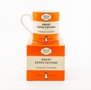 GREAT EXPECTATIONS MUG ORANGE