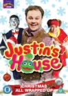 Justin's House: Christmas All Wrapped Up - DVD