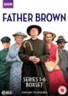 Father Brown: Series 1-6 - DVD