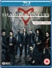 Shadowhunters: Season Three - Blu-ray