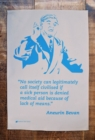 ANEURIN BEVAN TEA TOWEL - Book