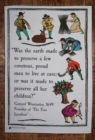 TRUE LEVELLERS TEA TOWEL - Book