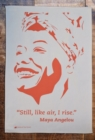 MAYA ANGELOU TEA TOWEL - Book