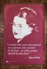 Rosa Parks Tea Towel - Book