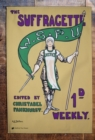 JOAN OF ARC SUFFRAGETTE TEA TOWEL - Book