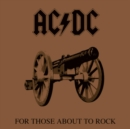 For Those About to Rock We Salute You - CD
