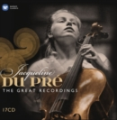 Jacqueline Du Pre: The Great Recordings - CD