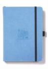 Dingbats Earth Sky Blue Great Barrier Reef Journal - Dotted - Book