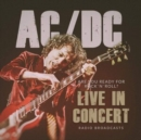 Are You Ready for Rock 'N' Roll?: Live in Concert Radio Broadcasts - CD