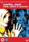 Martha - Meet Frank, Daniel and Laurence - DVD