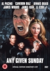 Any Given Sunday: Director's Cut - DVD