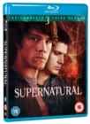Supernatural: The Complete Third Season - Blu-ray