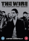 The Wire: The Complete First Season - DVD